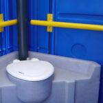 Туалетная кабина для инвалидов 020