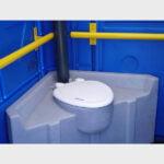 Туалетная кабина для инвалидов 021