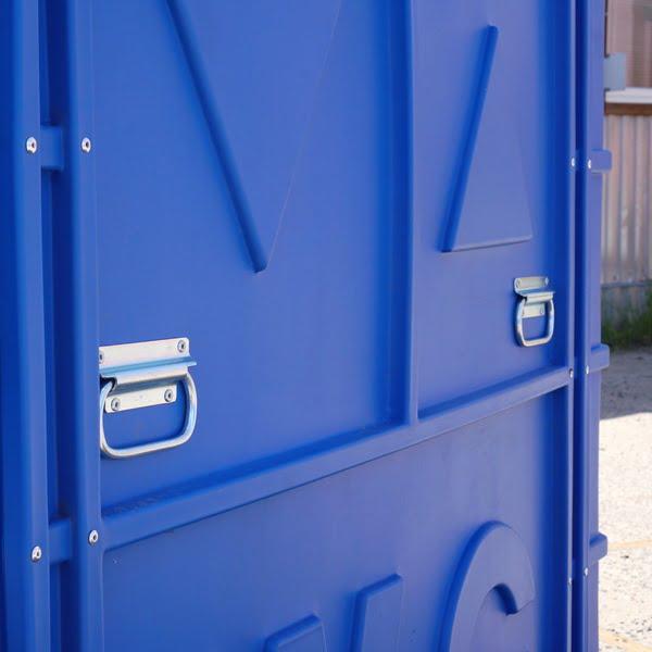 Туалетная кабина для инвалидов 032