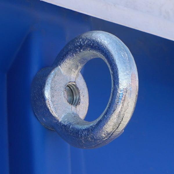 Туалетная кабина для инвалидов 034
