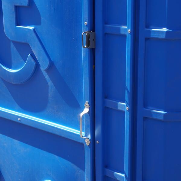 Туалетная кабина для инвалидов 035