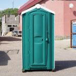 Туалетная кабина Люкс 001-1
