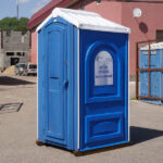 Туалетная кабина Люкс 004