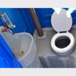 Туалетная кабина Люкс 005