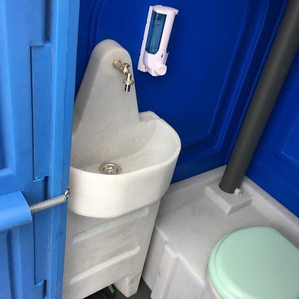 Туалетная кабина Люкс 006