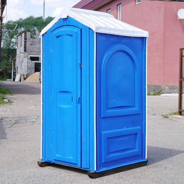 Туалетная кабина Люкс 008