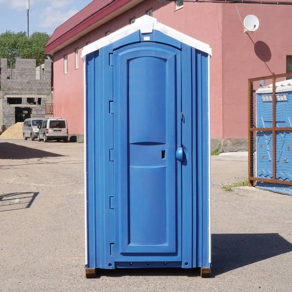 Туалетная кабина Люкс 010