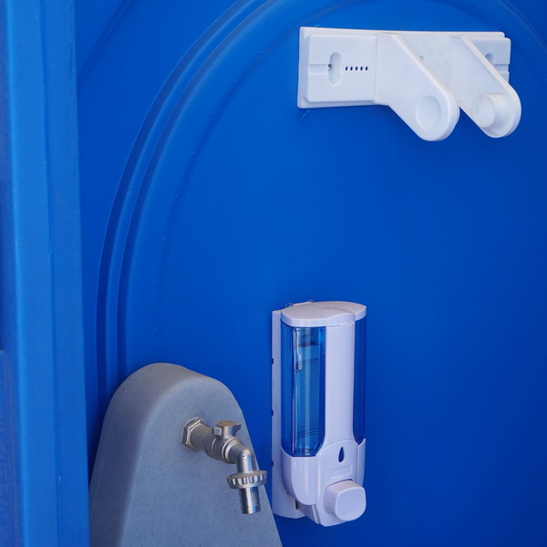 Туалетная кабина Люкс 022
