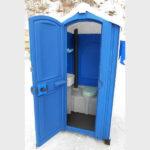 Туалетная кабина Люкс 025