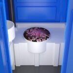Туалетная кабина Люкс 031