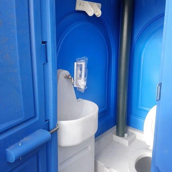 Туалетная кабина Люкс 061