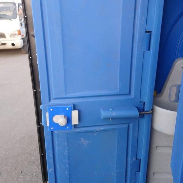Туалетная кабина Люкс 062