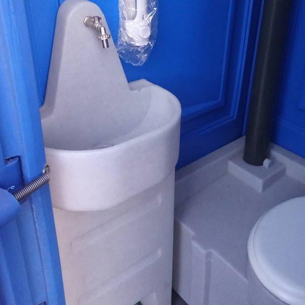 Туалетная кабина Люкс 063