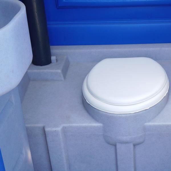 Туалетная кабина Люкс 064