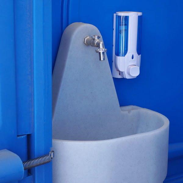 Туалетная кабина Люкс 065