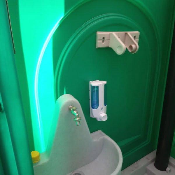 Туалетная кабина Люкс 066