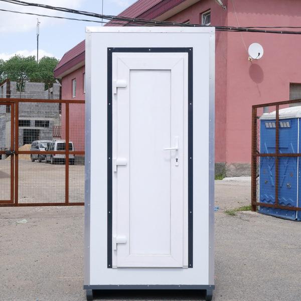 Туалетная кабина модуль Авангард 001-1