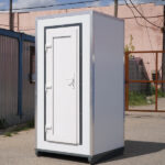 Туалетная кабина модуль Авангард 002-1
