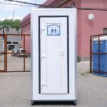 Туалетная кабина модуль Авангард 009