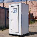 Туалетная кабина модуль Авангард 010
