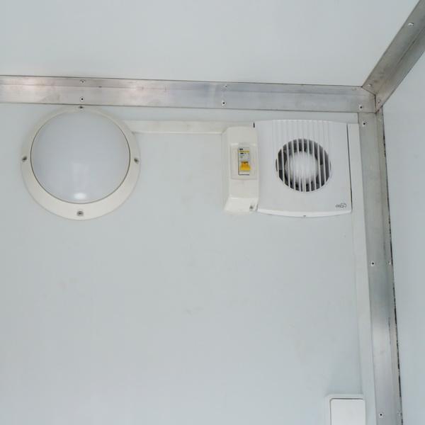 Туалетная кабина модуль Авангард 012
