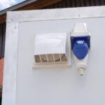 Туалетная кабина модуль Авангард 017