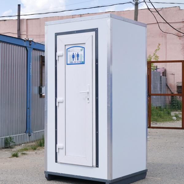 Туалетная кабина модуль Авангард 024