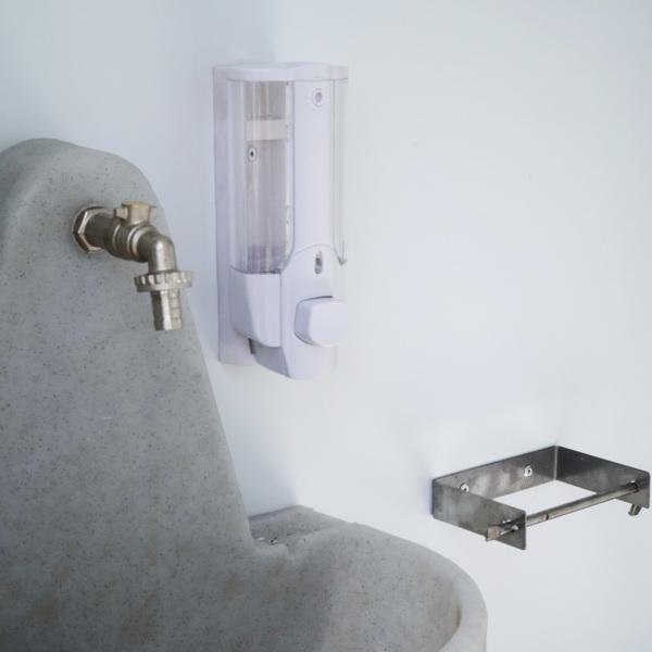 Туалетная кабина модуль Авангард 026