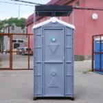 Туалетно-душевая кабина - туалет и душ 001