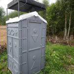 Туалетно-душевая кабина - туалет и душ 002