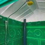 Туалетно-душевая кабина - туалет и душ 004