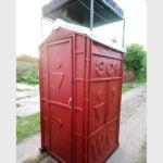 Туалетно-душевая кабина - туалет и душ 014