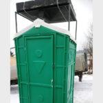 Туалетно-душевая кабина - туалет и душ 016
