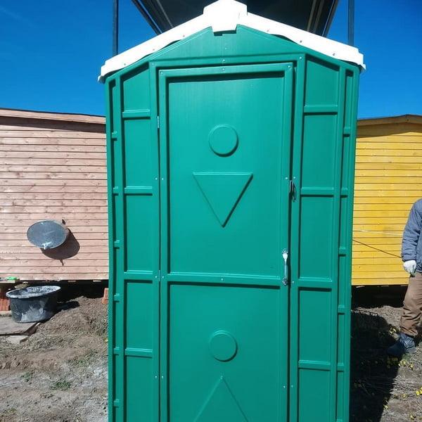 Туалетно-душевая кабина - туалет и душ 017