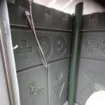 Туалетно-душевая кабина - туалет и душ 023
