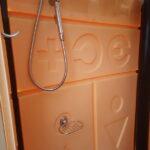 Туалетно-душевая кабина - туалет и душ 026