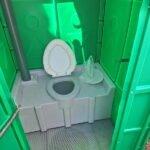Туалетно-душевая кабина - туалет и душ 029