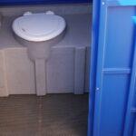 Туалетно-душевая кабина - туалет и душ 032
