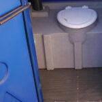 Туалетно-душевая кабина - туалет и душ 036
