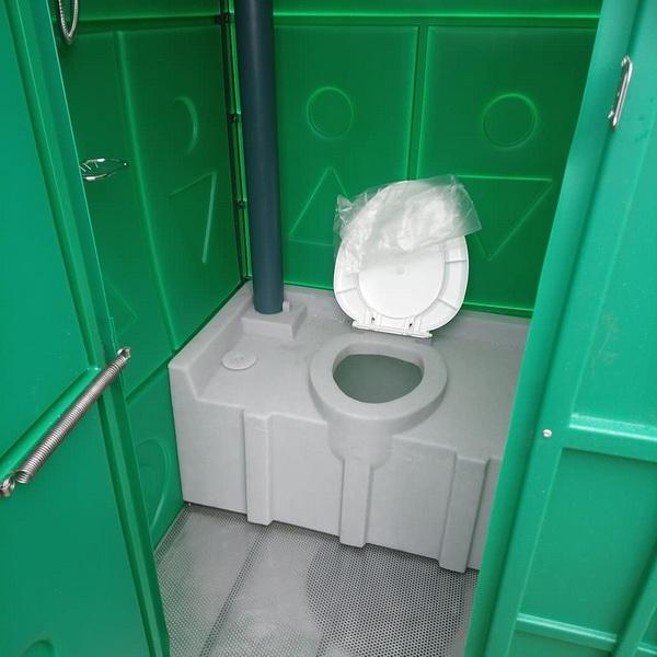 Туалетно-душевая кабина - туалет и душ 037