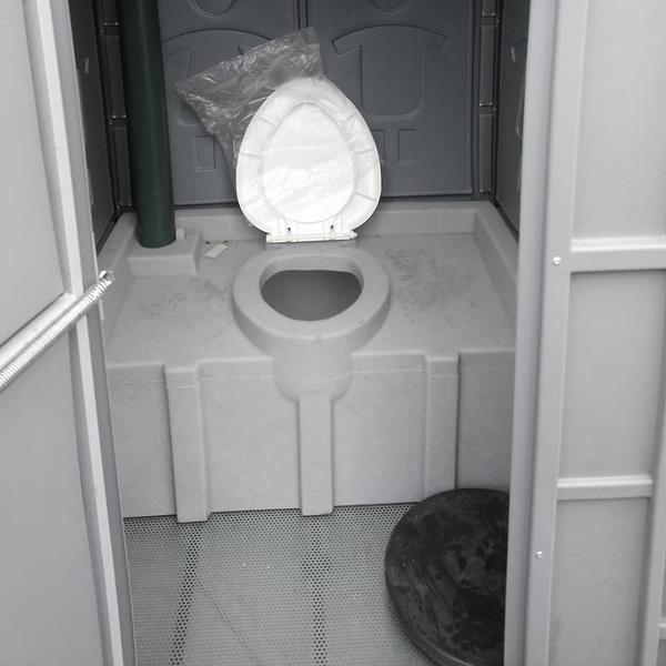 Туалетно-душевая кабина - туалет и душ 042