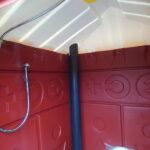 Туалетно-душевая кабина - туалет и душ 044