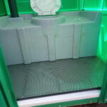 Туалетно-душевая кабина - туалет и душ 045