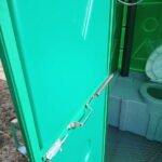 Туалетно-душевая кабина - туалет и душ 046