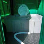 Туалетно-душевая кабина - туалет и душ 048