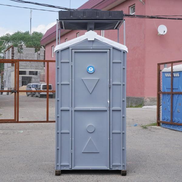 Туалетно-душевая кабина - туалет и душ 049-1