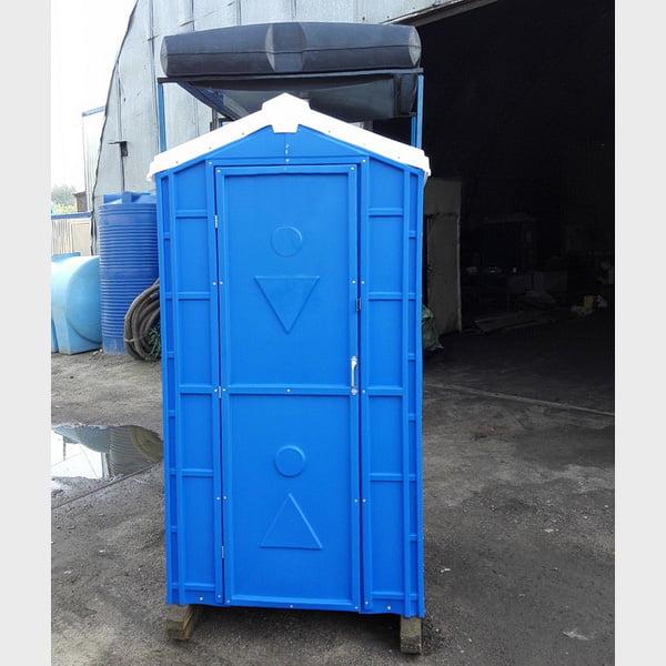 Туалетно-душевая кабина - туалет и душ 050