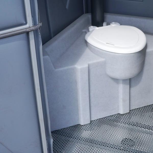 Туалетно-душевая кабина - туалет и душ 051