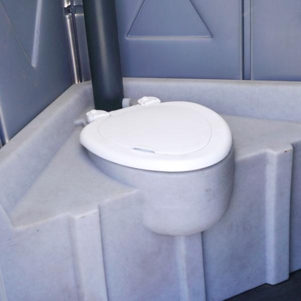 Туалетно-душевая кабина - туалет и душ 056
