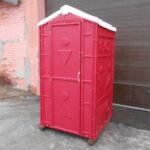 Уличный Туалет Люкс Эконом 006